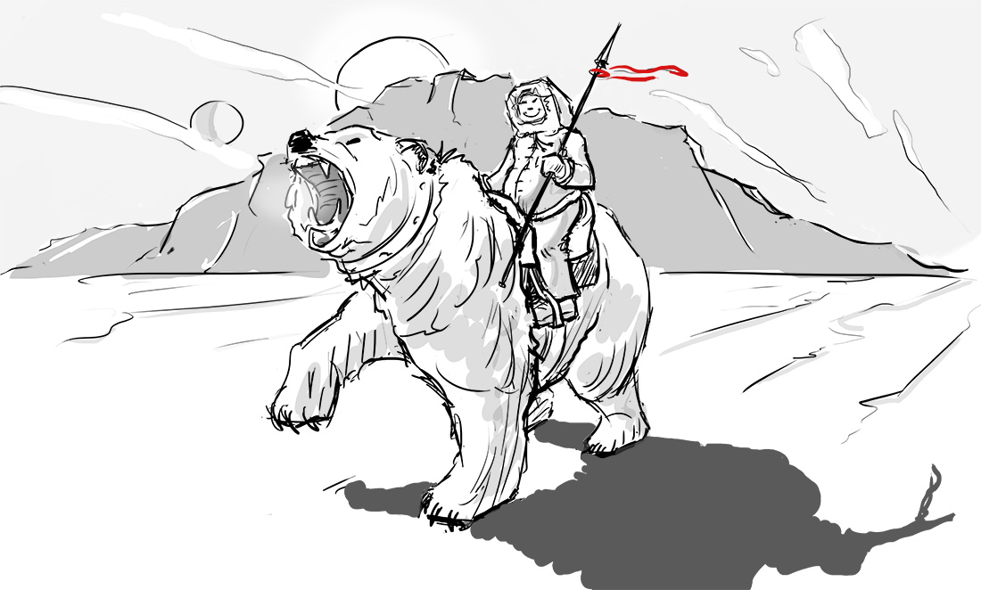 EskimoIllustration